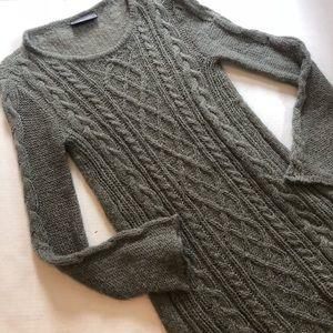 Wooden Ships Sweater Dress